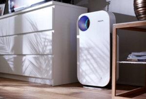 Luftreiniger gesunde Luft für zuhause selber machen