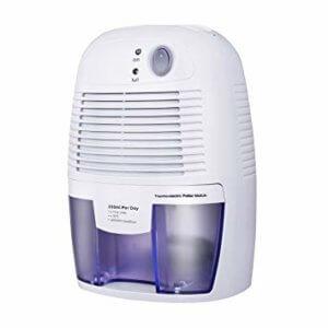 Luftentfeuchter gegen Schimmel feuchte Luft